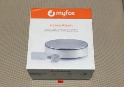 Découverte du pack Home Alarm de chez Myfox