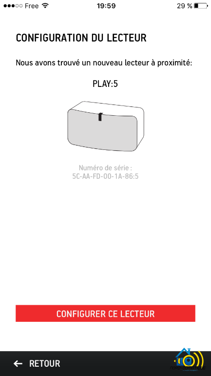 Sonos9 Test du SONOS Play:5 (2ème génération)