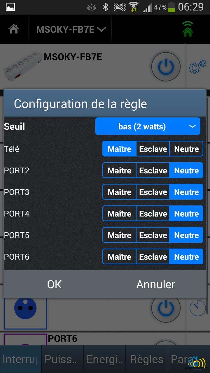 24 Présentation et test de la multiprise connectée MultiSoky de chez Extel