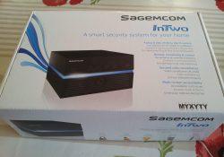 Premier contact avec la Sagemcom InTwo box