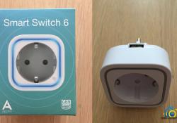 Test prise Smart Switch 6 Aeotec avec la Eedomus