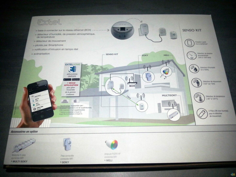 3 Présentation et test du Senso Kit de chez Extel