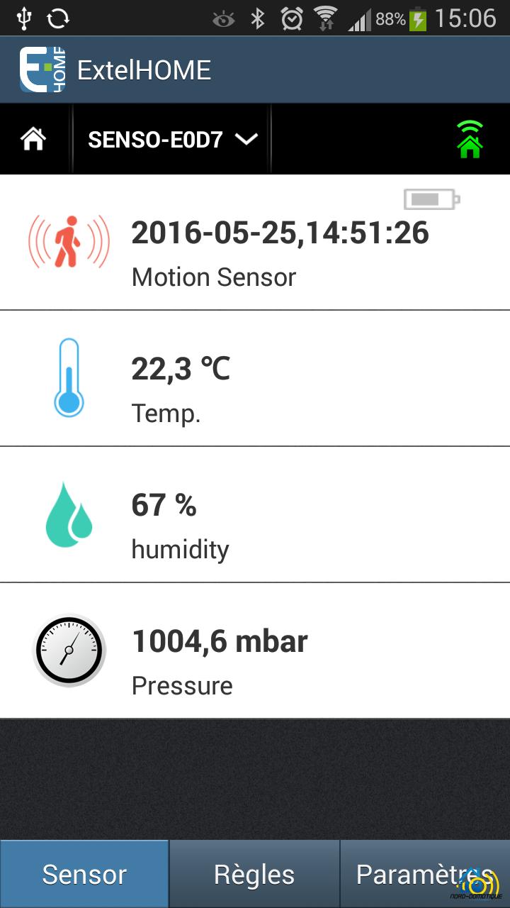Screenshot_2016-05-25-15-06-45 Présentation et test du Senso Kit de chez Extel