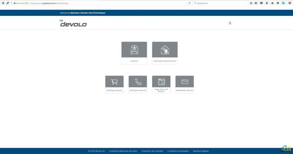 16-1 Présentation et test du Home Control Starter Kit de Devolo