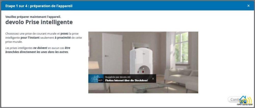 25-1 Présentation et test du Home Control Starter Kit de Devolo