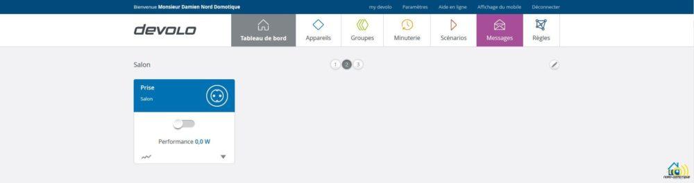 36 Présentation et test du Home Control Starter Kit de Devolo