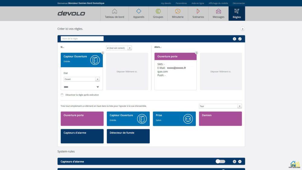 42-5 Présentation et test du Home Control Starter Kit de Devolo