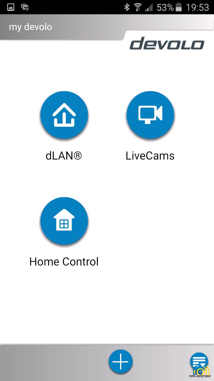 45 Présentation et test du Home Control Starter Kit de Devolo