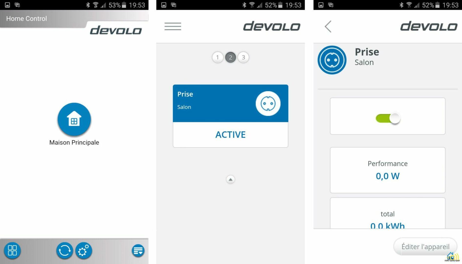 46 Présentation et test du Home Control Starter Kit de Devolo