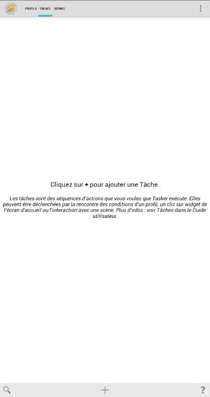 Tasker-Tache [TUTO] Création du scénario intelligent du thermostat Netatmo avec Jeedom