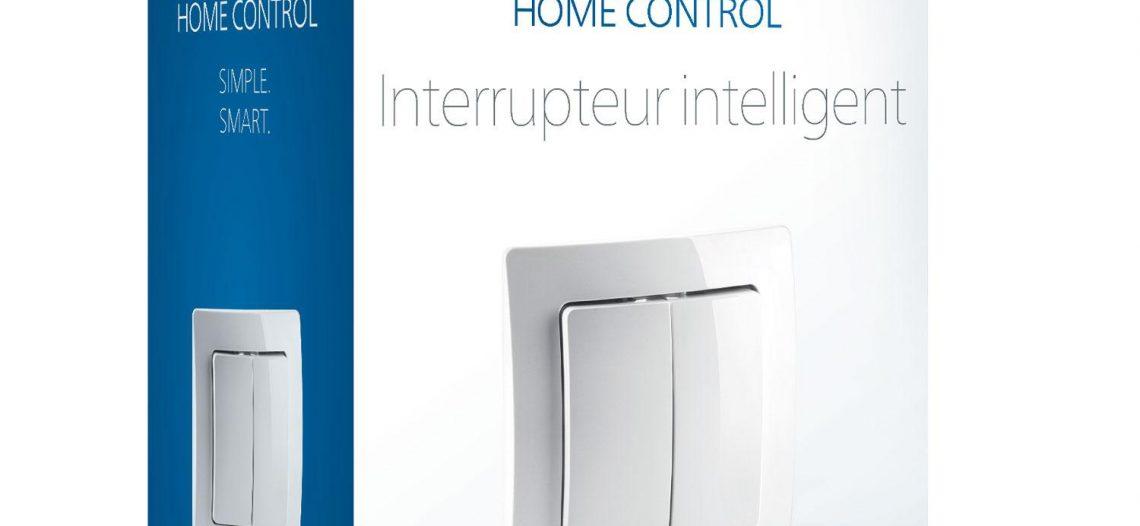 Présentation et test de l'interrupteur intelligent Home Control Devolo