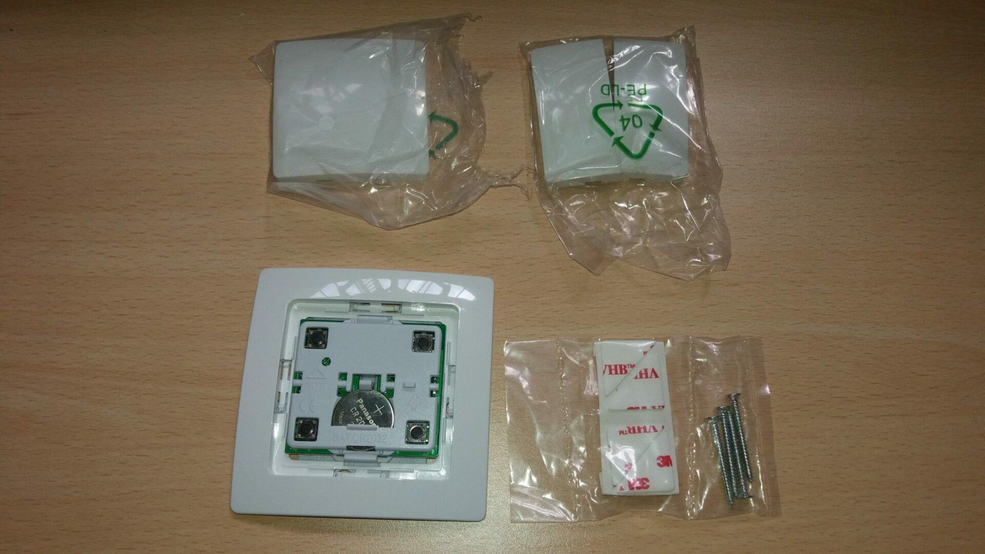 3-1-1 Présentation et test de l'interrupteur intelligent Home Control Devolo