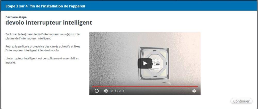 9-2 Présentation et test de l'interrupteur intelligent Home Control Devolo
