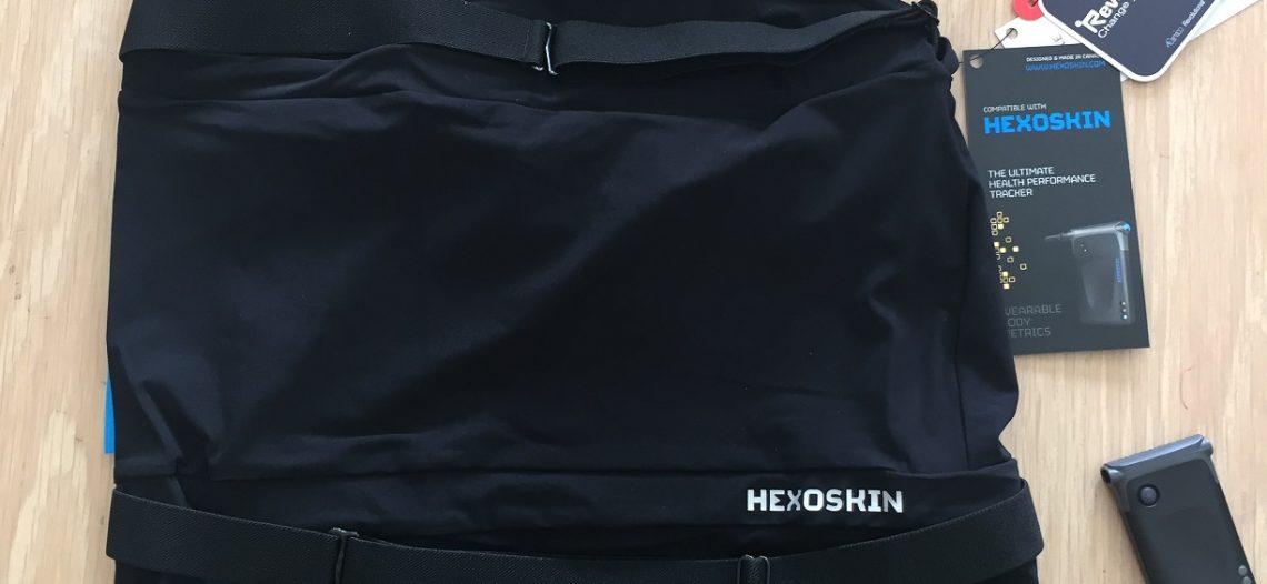 Test Hexoskin – Tee-shirt connecté PART 2