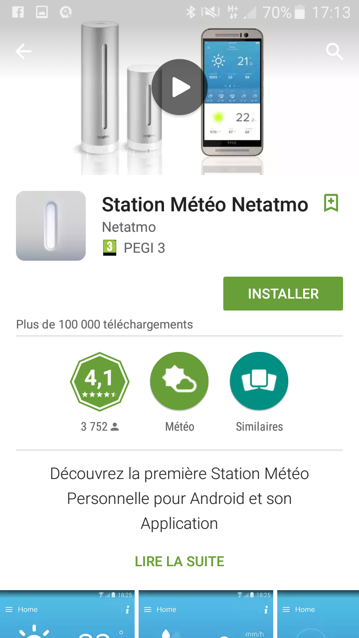 Screenshot_2016-09-09-17-13-21 Test de la station météo Netatmo et ses modules aditionnels
