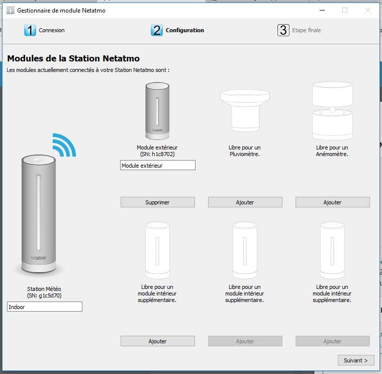 25 Test de la station météo Netatmo et ses modules aditionnels