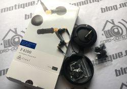 Présentation et test des écouteurs Final F4100