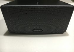 A relire : Présentation de l'enceinte Sonos Play 3