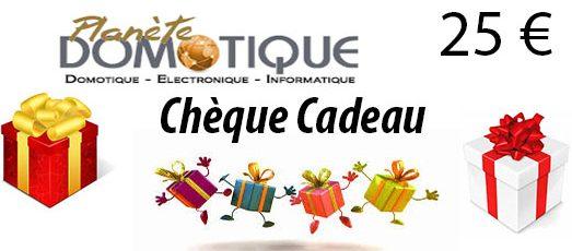 Chèquecadeauplanete25-523x230 Jeu concours : Le Père Noël passe chez Nord-Domotique