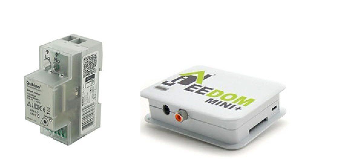 Qubino Smart Meter avec JEEDOM