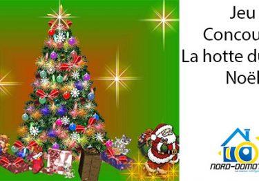 Jeu concours : Le Père Noël passe chez Nord-Domotique