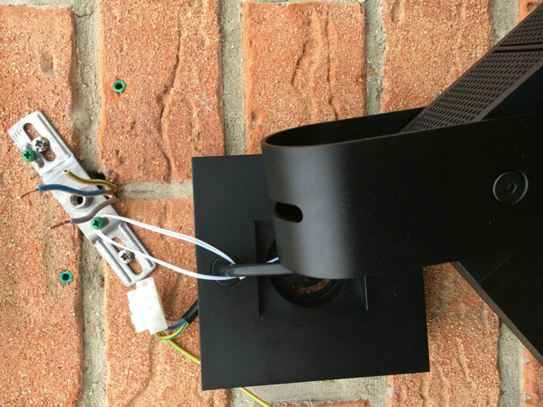 Installation-Presence16-16-02 Présentation et test de la caméra Présence de chez Netatmo