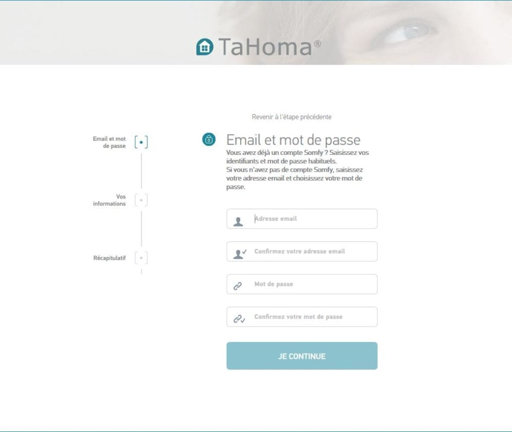 23 TaHoma ... une box domotique by Somfy