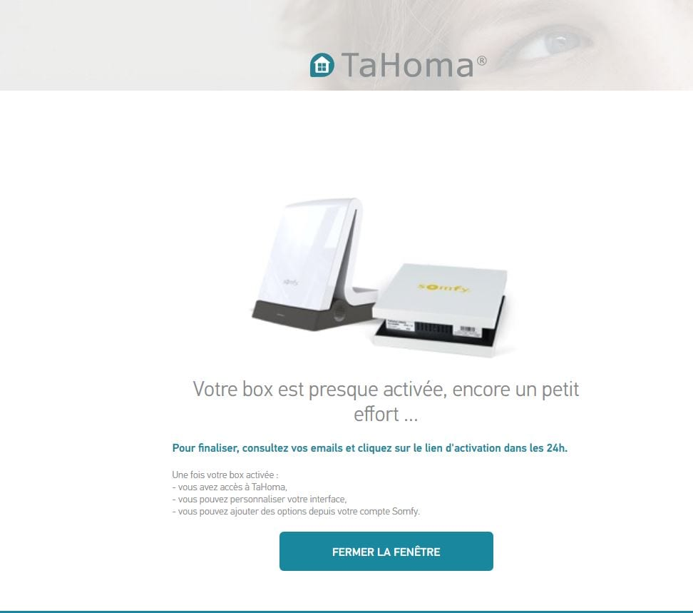 27 TaHoma ... une box domotique by Somfy