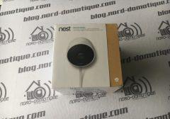 Présentation et test de la caméra extérieure connectée Nest Cam Outdoor
