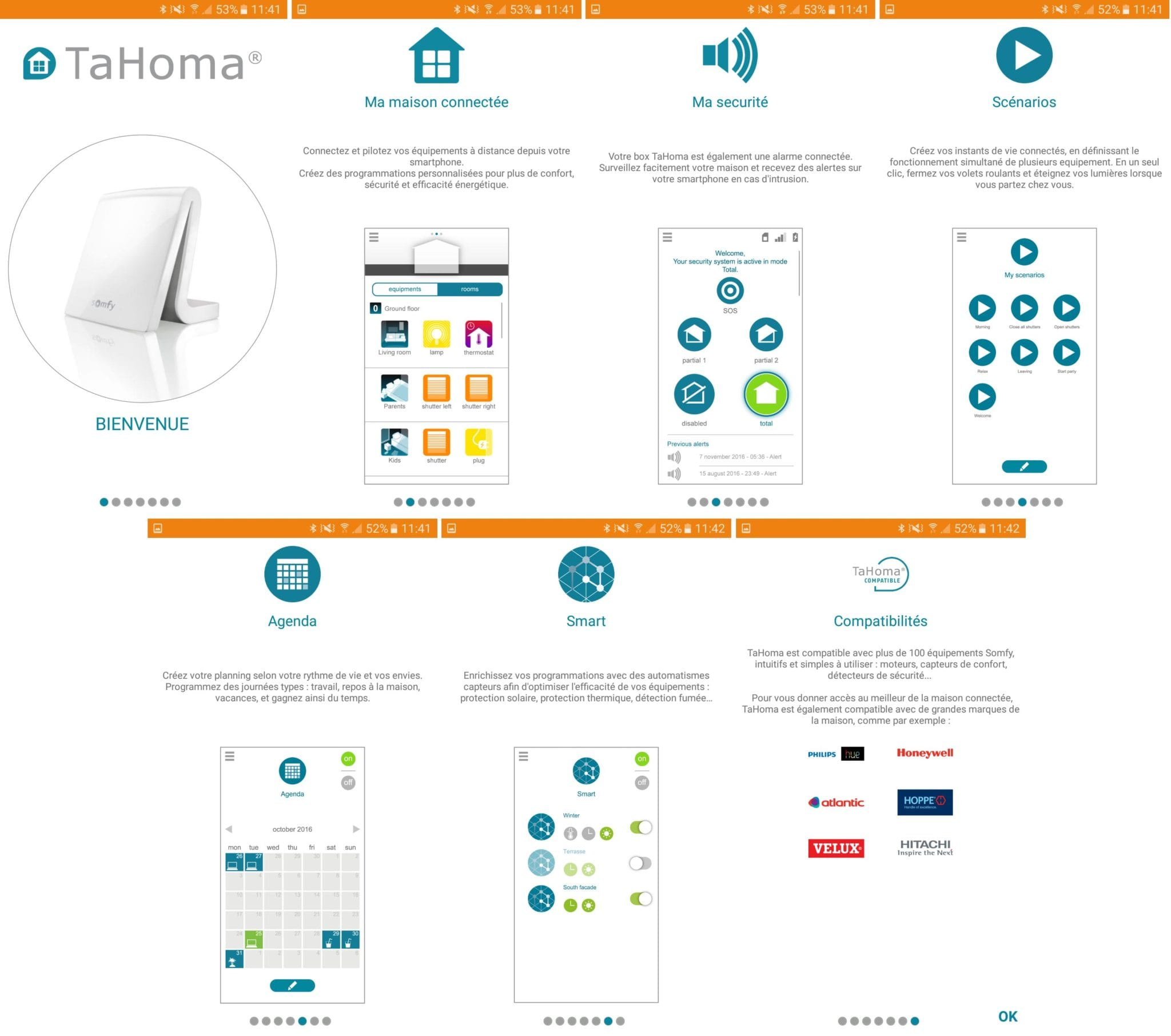295 TaHoma ... une box domotique by Somfy