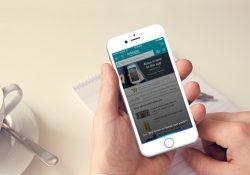 Notre Veille : Alexa, l'assistant d'Amazon, arrive sur iOS