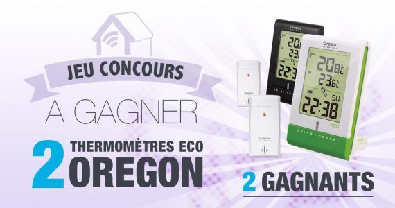 notre-veille-concours-2-stations-oregon-a-gagner Notre Veille : #CONCOURS: 2 stations Oregon à gagner !