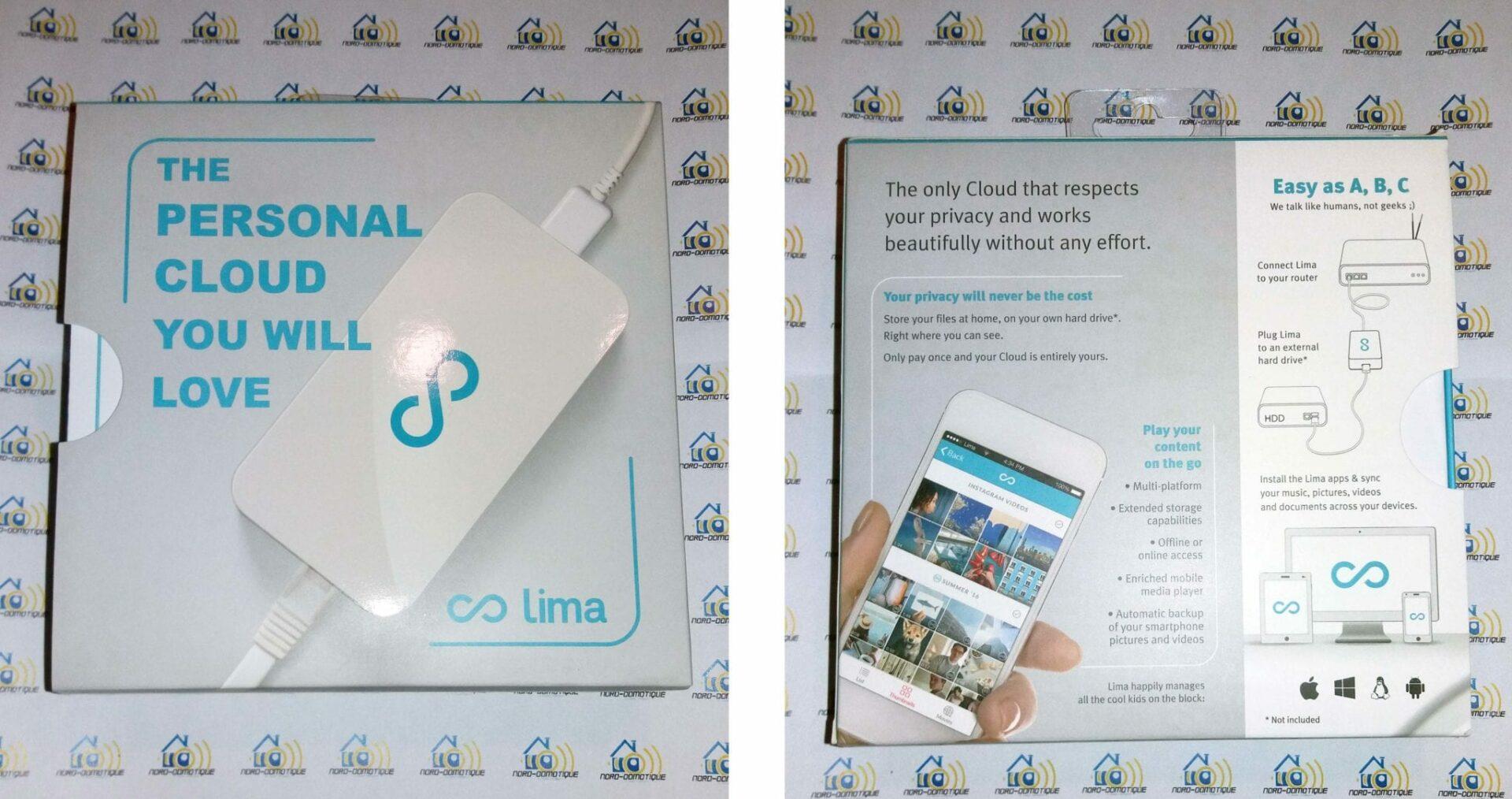 01 Test Lima Ultra, le cloud personnel hébergé à la maison