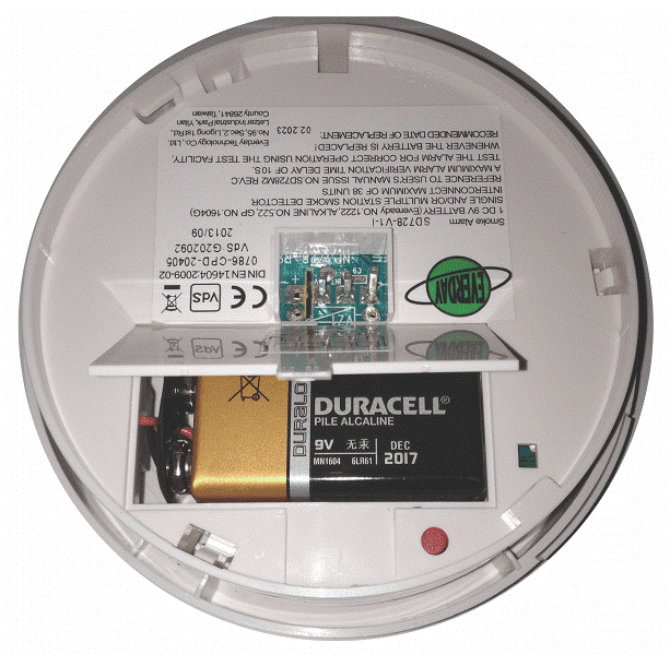 SF812-Everspring-1 Test du détecteur de fumée SF812 Everspring avec la box Jeedom