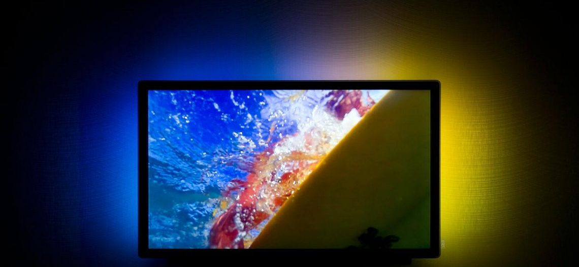 TEST DU SYSTÈME AMBILIGHT LIGHTBERRY