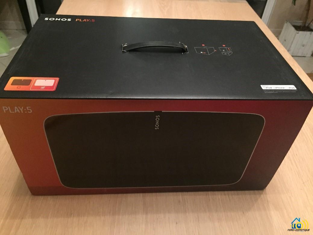 Sonos2 Test du SONOS Play:5 (2ème génération)