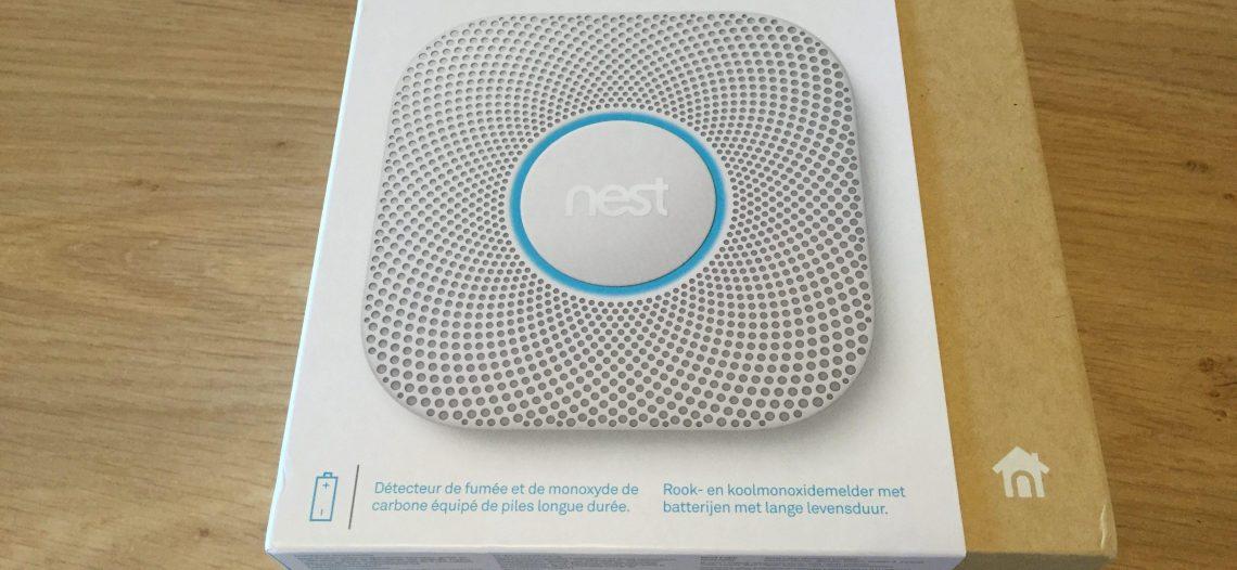 Présentation du Nest Protect 2.