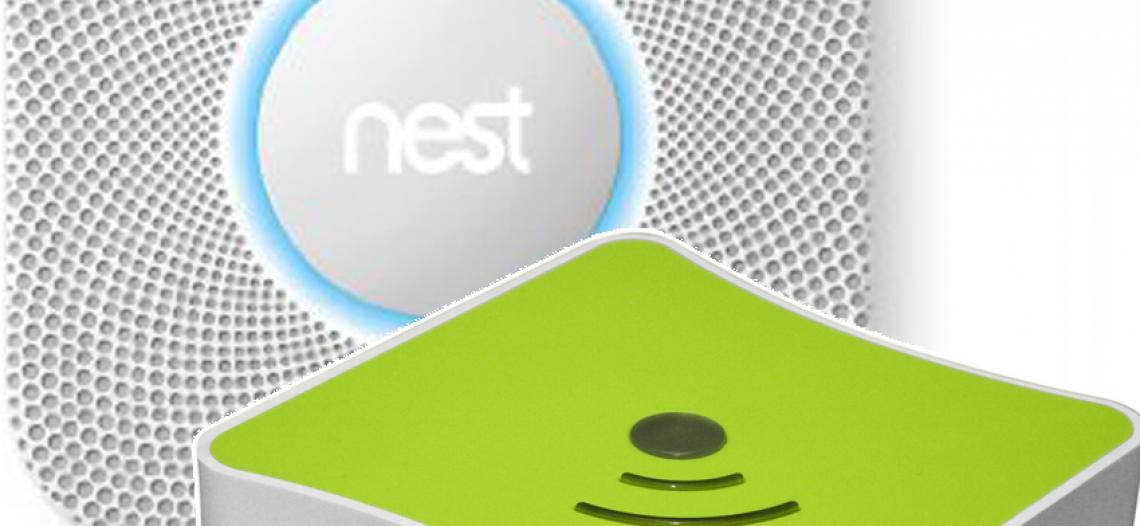 Nest Protect 2 avec la Eedomus.