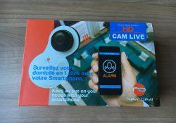 Présentation et test de la caméra HD de chez New Deal