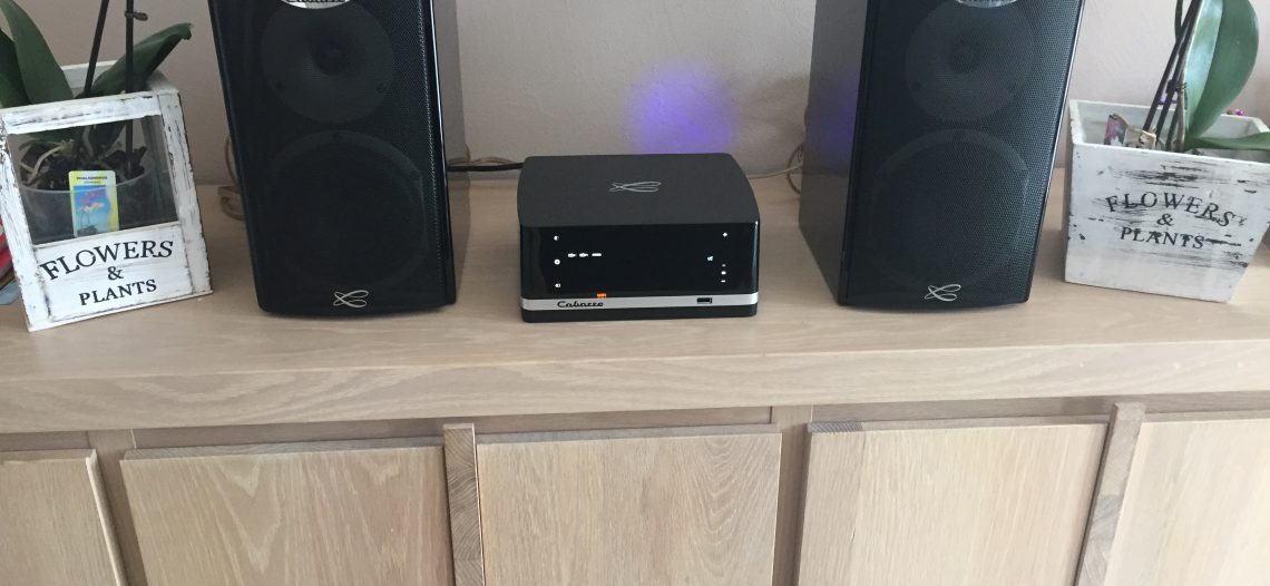 Test Cabasse Stream AMP 100