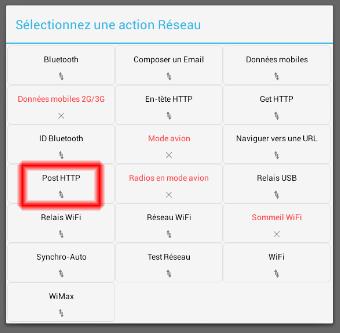 Tasker-Post-HTTP [TUTO] Création du scénario intelligent du thermostat Netatmo avec Jeedom
