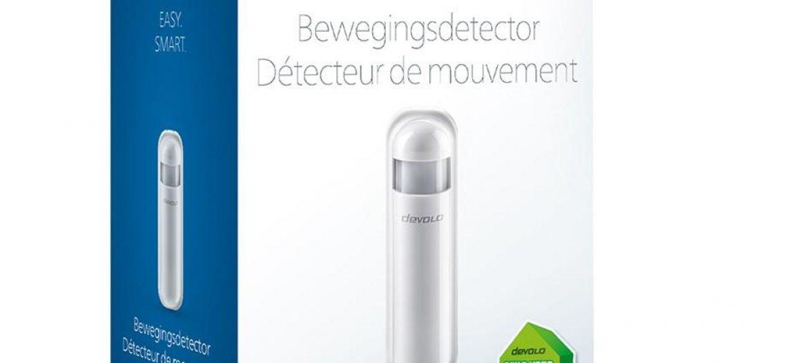 Présentation et test du détecteur de mouvements Home Control Devolo
