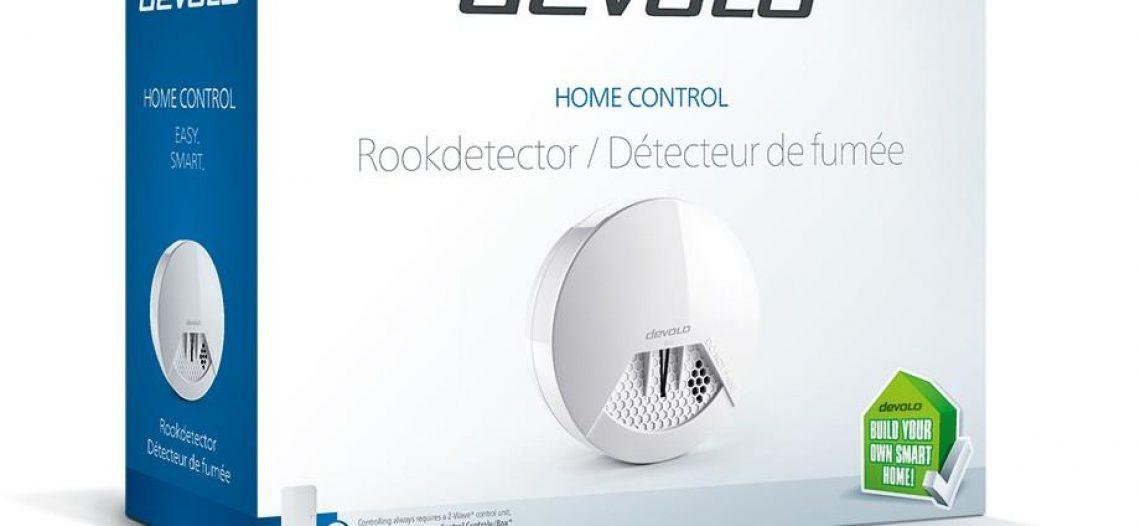 Présentation et test du détecteur de fumée Home Control de chez Devolo