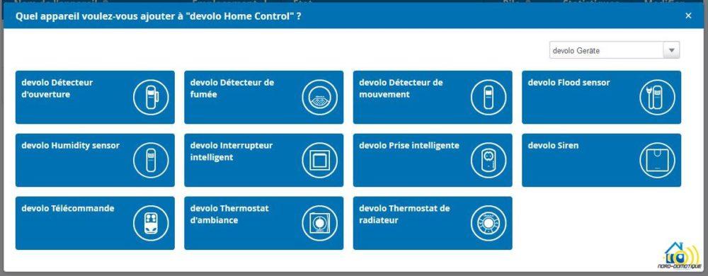 6 Présentation et test de la télécommande Home Control Devolo