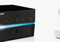 La Caméra Wifi rotative InTow de Sagecom