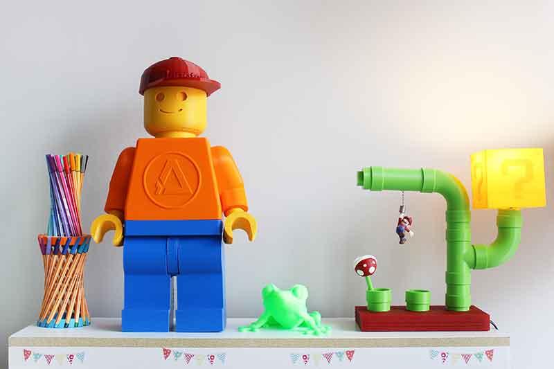 imprimer-des-jouets-en-3d Présentation de Discovery200 l'imprimante 3D de chez Dagoma