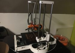 Présentation de Discovery200 l'imprimante 3D de chez Dagoma