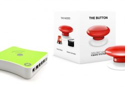 Test de « The Button » Fibaro sur la Eedomus