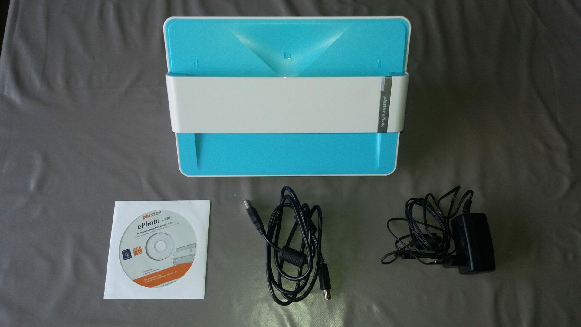4-2 Scanner Plustek ePhoto Z300 ... un scanner haute qualité