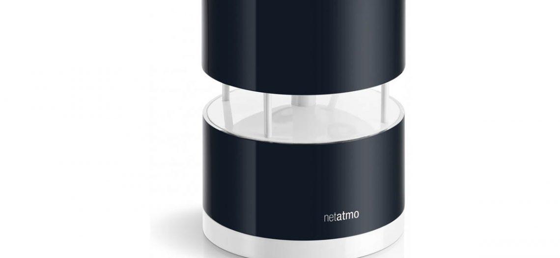 A relire : Test de l'anémomètre Netatmo